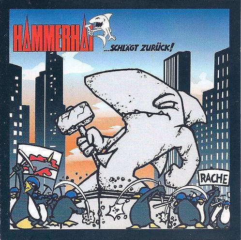 HAMMERHAI - Schlagt Zuruck CD