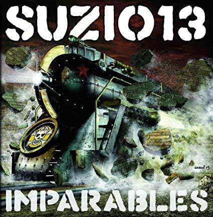 SUZIO 13 - IMPARABLES CD