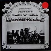 BONNEVILLE - Original Fiftie's Rock 'N' Roll LP
