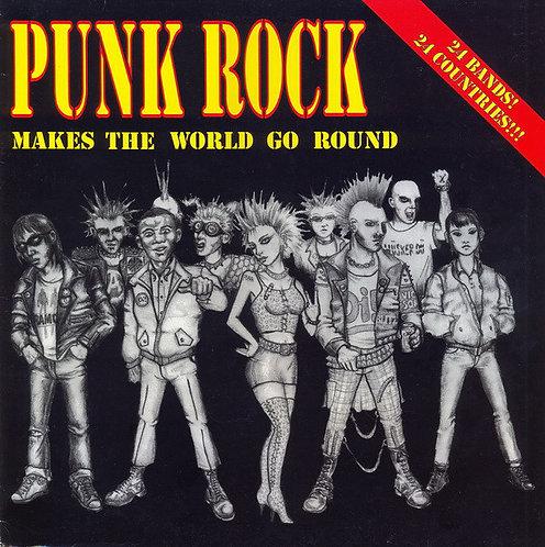 V/A Punk Rock Makes The World Go Round LP