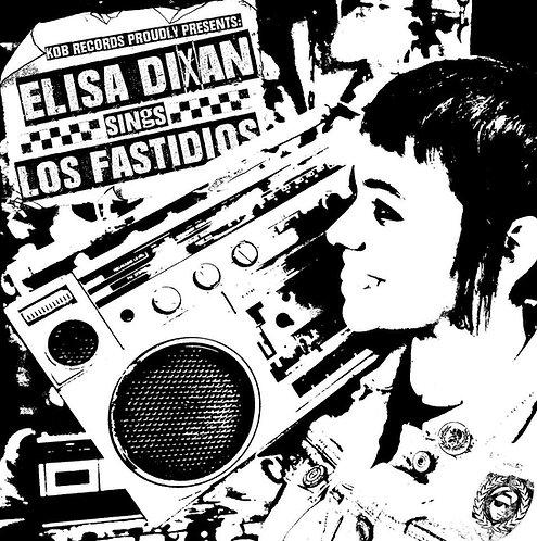 LOS FASTIDIOS - Elisa Dixan Sings Los Fastidios vol.1