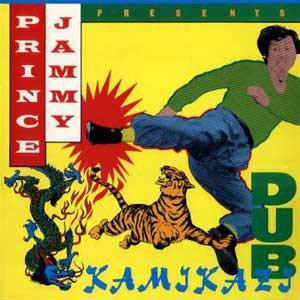 PRINCE JAMMY - Kamikazi Dub CD