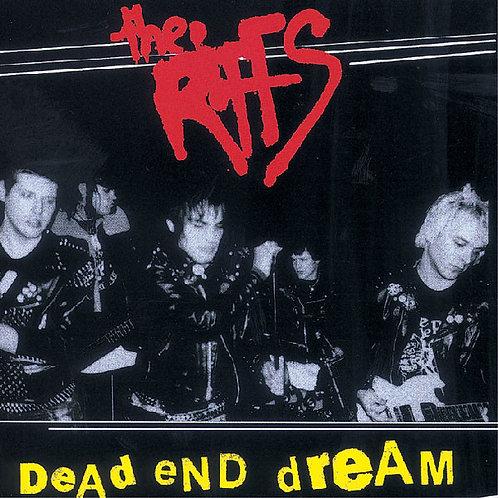 RIFFS (THE) - Dead end Dream LP