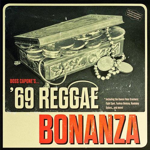 BOSS CAPONE - Boss Capone's '69 Reggae Bonanza LP+CD