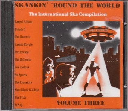 V/A - Skankin' 'Round The World - Volume Three CD