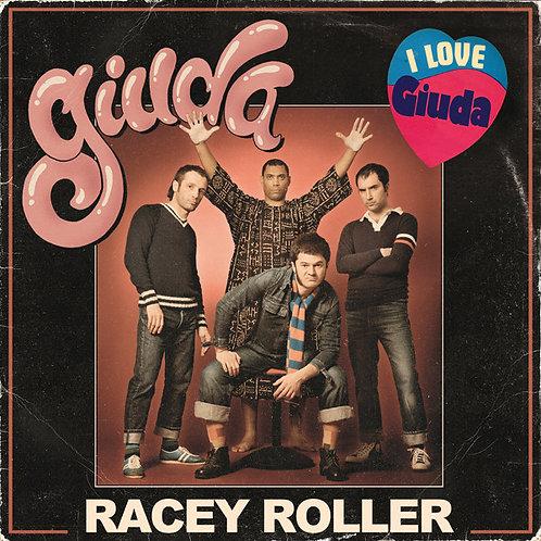GIUDA - Racey Roller LP (Pink)