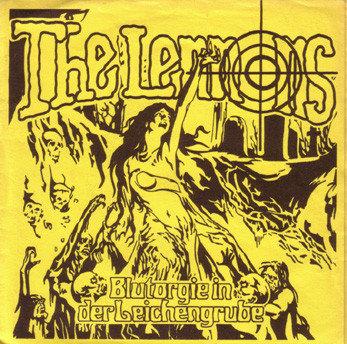 "LENNONS (THE) - Blutorgie In Der Leichengrube EP 7"""