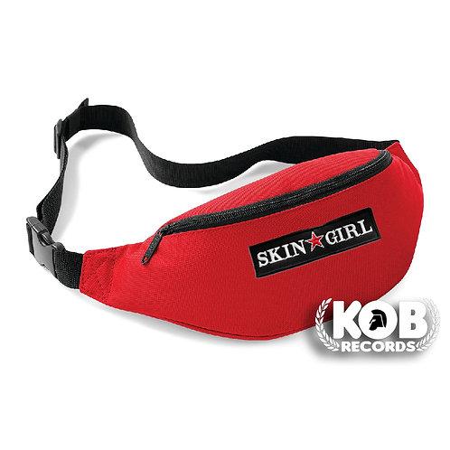 Belt Bag / Marsupio SKINGIRL Red