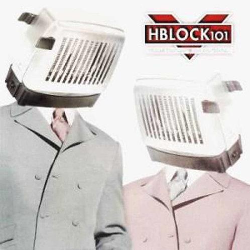 H-BLOCK 101 - Human Flotsam CD