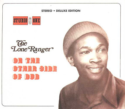 LONE RANGER - On the Other Side of Dub CD