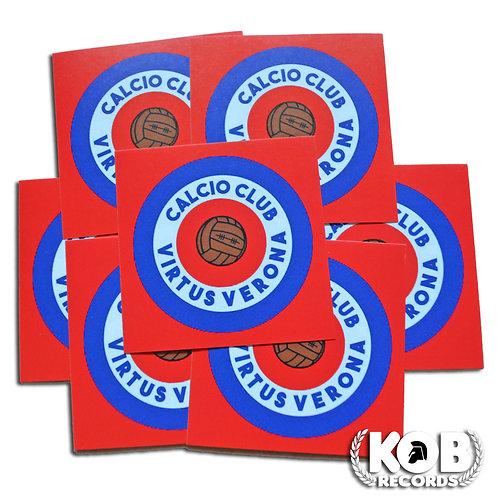 CALCIO CLUB VIRTUS VERONA (30 Stickers)