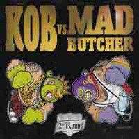 V/A Kob vs Mad Butcher CD