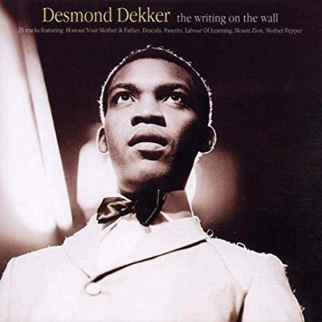 DESMOND DEKKER - Writing on the Wall CD