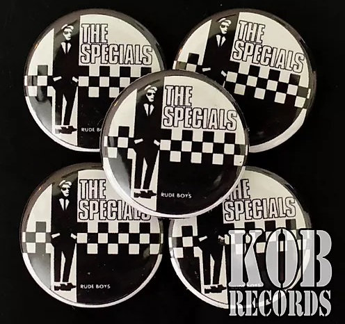 THE SPECIALS Button