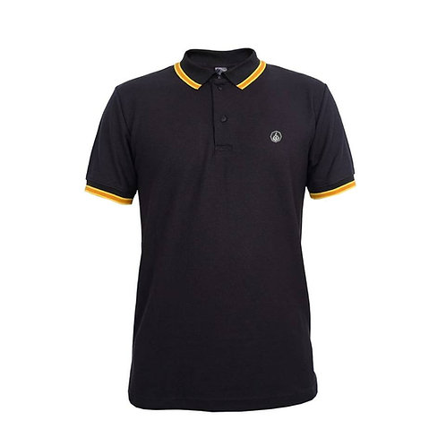 PRUNG Polo Black Bhylios