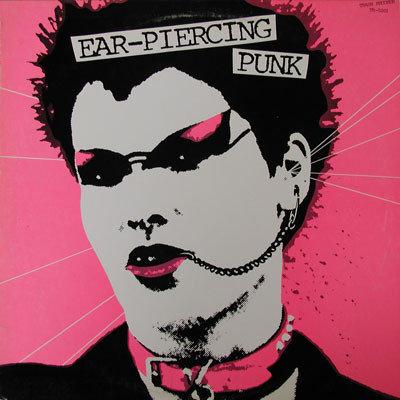 V/A  Ear-Piercing Punk LP