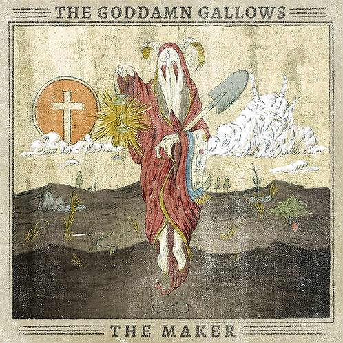 GODDAMN GALLOWS (THE) - The Maker CD