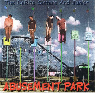 DERITA SISTERS AND JUNIOR - Abusement Park CD