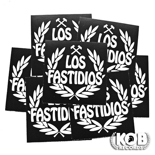 LOS FASTIDIOS Classic (30 Stickers)