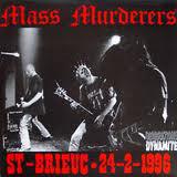 """MASS MURDERERS - St-Brieuc - 24-2-1996 10"""""""