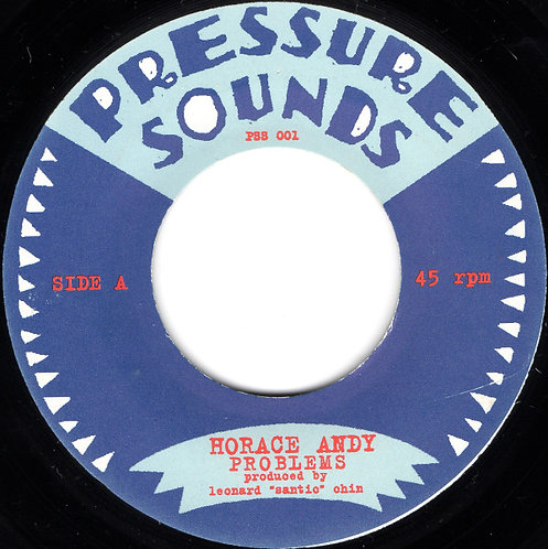 HORACE ANDY / AUGUSTUS PABLO - Problems / Lovers Mood EP 7""