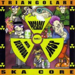 PRESA SKA / MAYA DESNUDA / JASP -Triangolare Ska Core CD