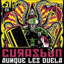 CURASBUN - Aunque Les Duela LP
