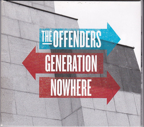 OFFENDERS (THE) - Generation Nowhere CD