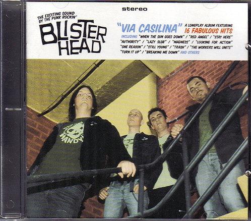 BLISTERHEAD - Via Casilina CD