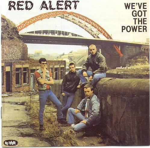 RED ALERT - We've Got The Power CD