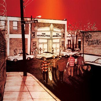 AGGROLITES (THE) - Rugged Road LP