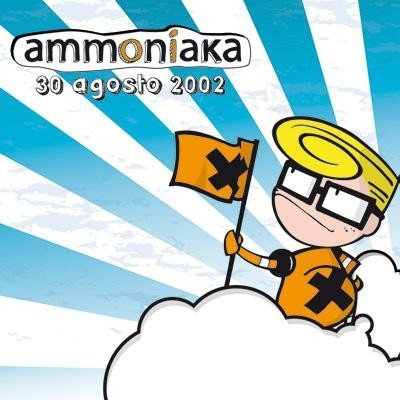 AMMONIAKA - 30 Agosto 2002 CD