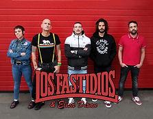 Los Fastidios promo 2020 photo 2 by Per-