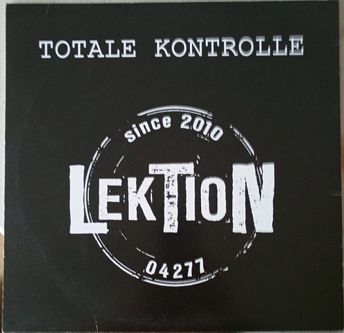 LEKTION - Totale Kontrolle LP