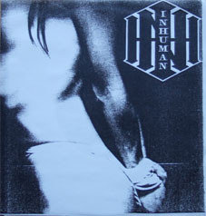 "INHUMAN - Inhuman EP 7"""