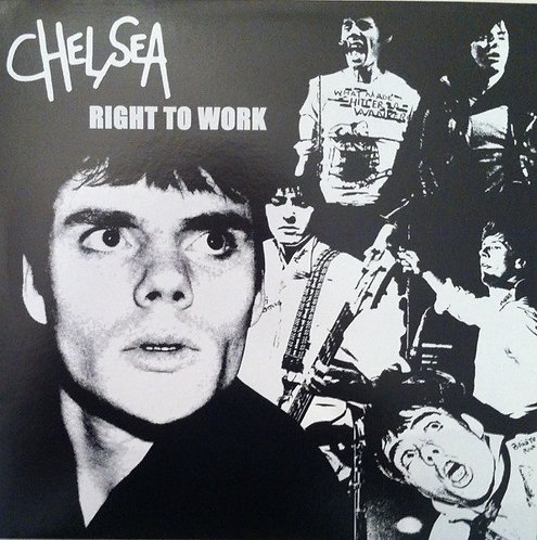 CHELSEA - Right To Work LP