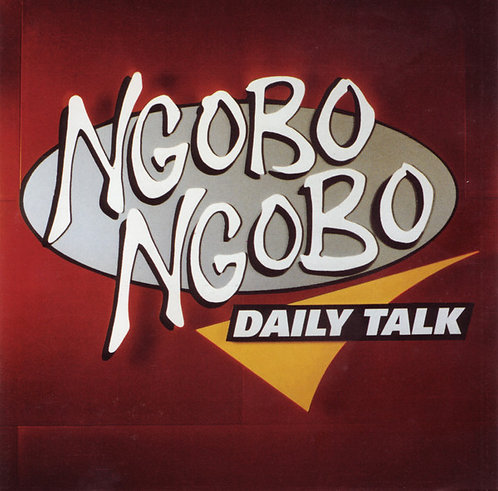 NGOBO NGOBO - Daily Talk CD