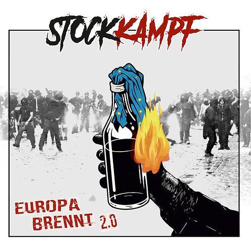 STOCKKAMPF - Europa Brennt 2.0 CD