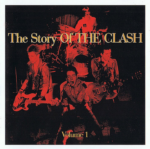 CLASH (The) - The Story Of The Clash Volume 1 2CD