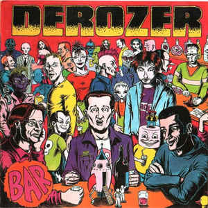 DEROZER - Bar CD