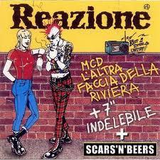REAZIONE - L'Altra Faccia Della Riviera / Indelebile CD