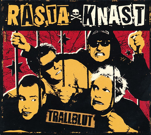 RASTA KNAST - Trallblut CD
