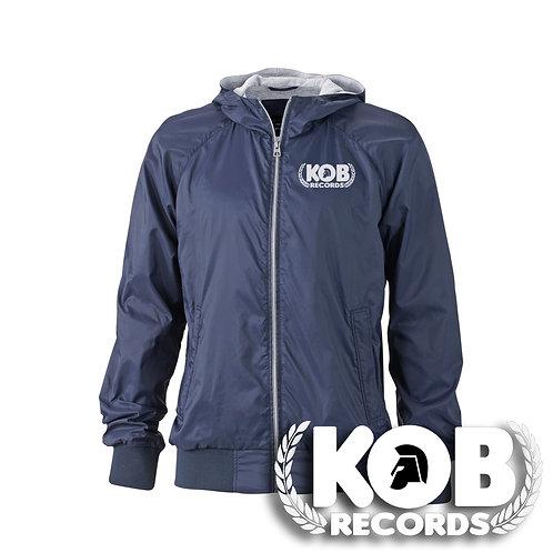 KOB RECORDS Man Sports Jacket LIMITED EDITION