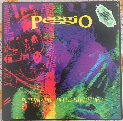 PEGGIO - Alterazione Della Struttura LP