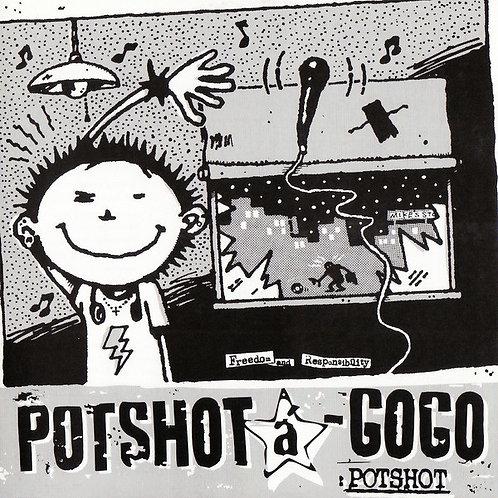POTSHOT - Potshot a GoGo CD