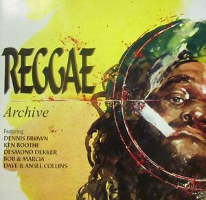 V/A - Archive Reggae CD