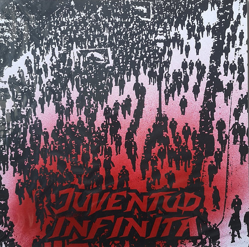 JUVENTUD INFINITA - Juventud Infinita LP