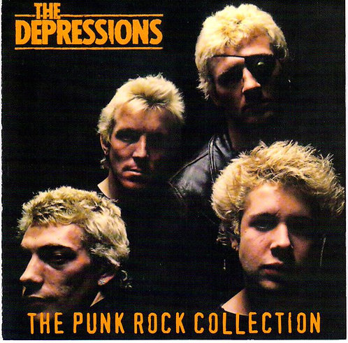 DEPRESSIONS (THE) - The Punk Rock Collection CD