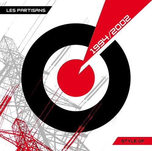 LES PARTISANS - Style off 1994/2002 CD
