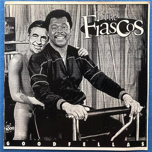 """FIASCOS (THE) / OTIS REEM - Goodfellas / The Sophomore EP 7"""""""